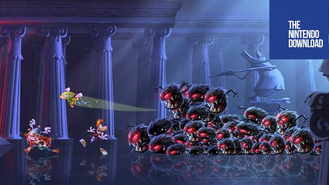 You Can Finally Get a Taste of Rayman Legends in This Week's Nintendo Download