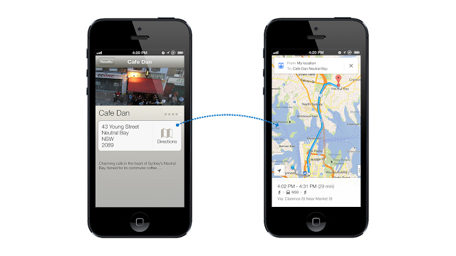 Developers Now Have Access To Google Maps On iOS