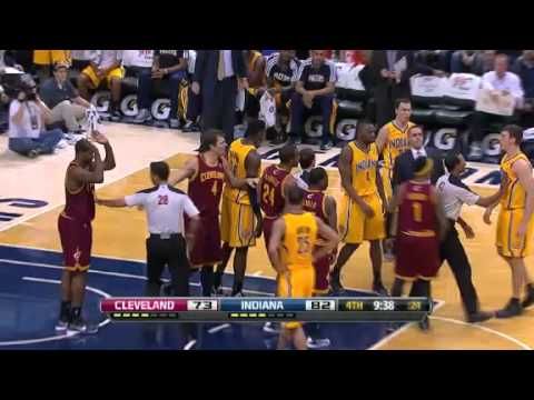 Pacers Rookie Ben Hansbrough's Older Brother Tyler Totally Emba…
