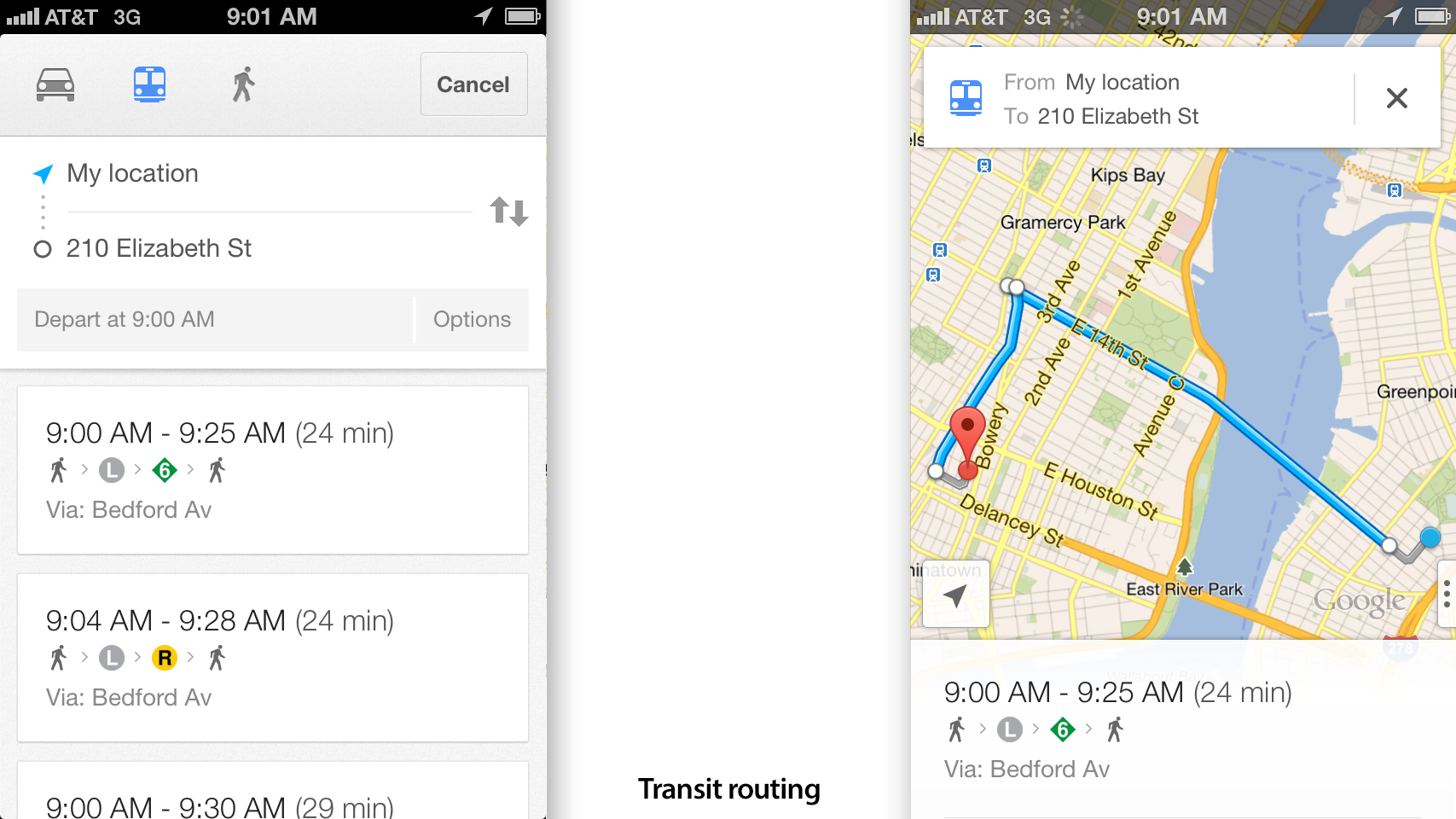 Google Maps For iOS Review: Maps Done Right | Gizmodo Australia on