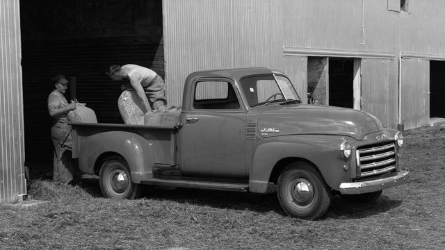 111 Years Of Hauling: A GMC Truck History