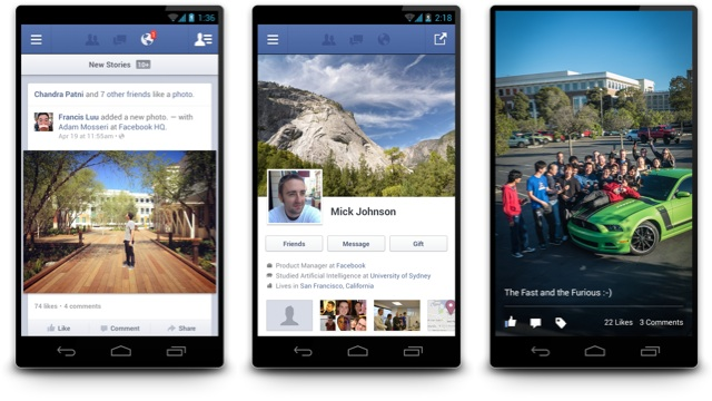 Click here to read Facebook for Android 2.0: Completely Rebuilt for Speed