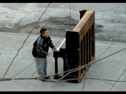 Click here to read What Happens When You Leave a Piano on the Street?