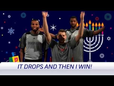 "The Houston Rockets Singing ""The Dreidel Song"" Is Sim…"