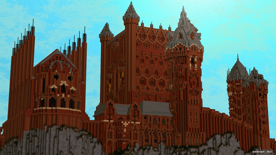 Game of thrones in minecraft is still pretty as hell kotaku australia the folks behind westeroscraft are hard at work on their ridiculous project to re create the whole world of game of thrones in minecraft gumiabroncs Image collections