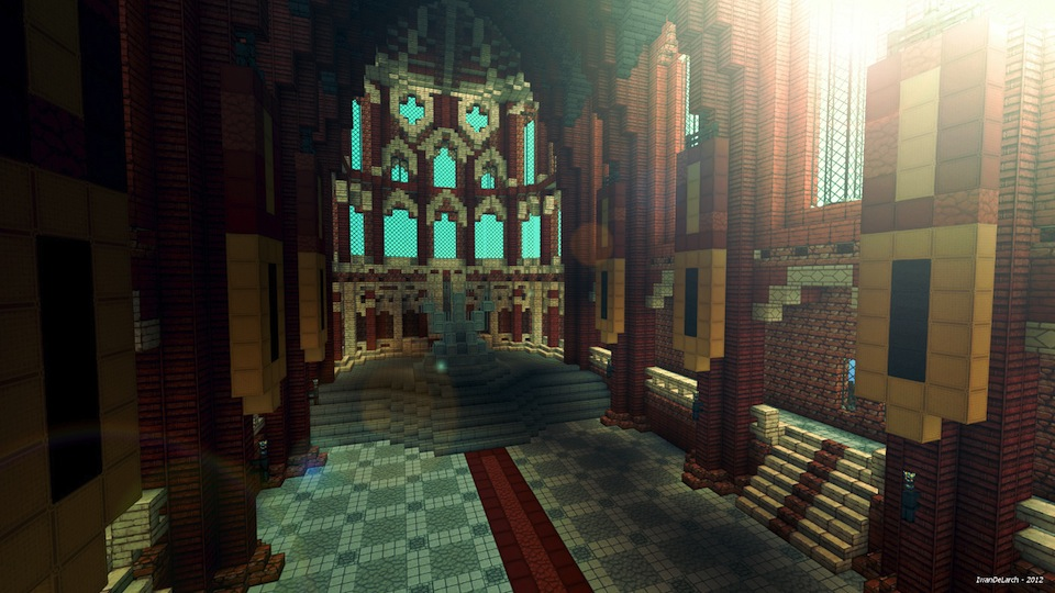 Good the mixture of new and old game of thrones in minecraft is still pretty as hell gumiabroncs Choice Image