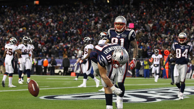 The Year In Gronk