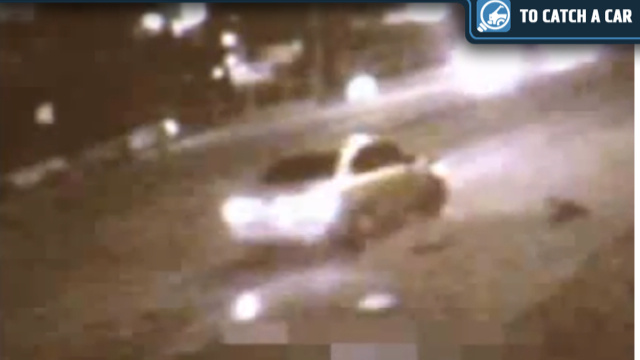 Identify This Car And Help Catch A Hit-And-Run Driver Who Killed A Wheelchair-Bound Man