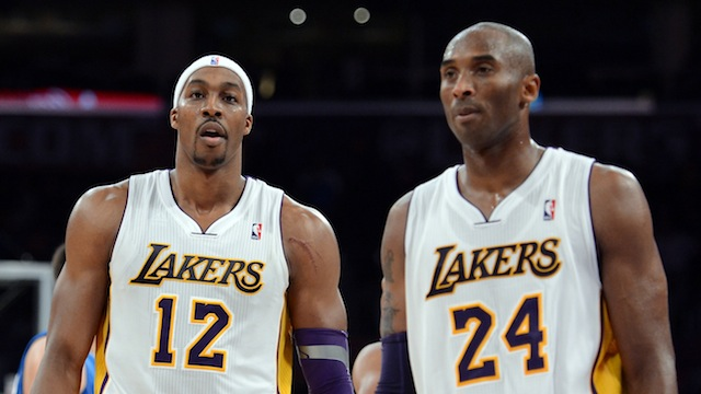 Kobe Bryant Is Already Drawing A Line Between Real Lakers And D…