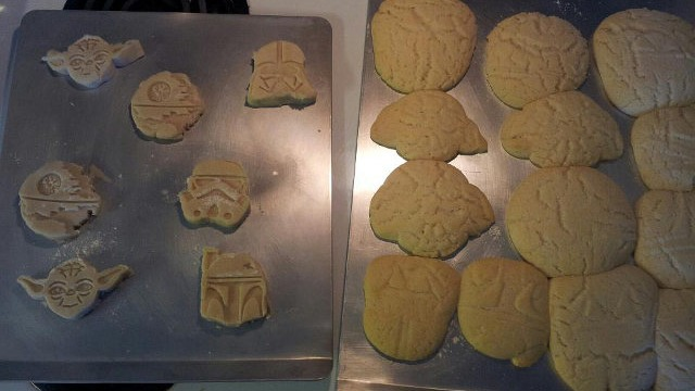 Click here to read What Really Happens When You Use Those Fancy Star Wars Cookie Cutters