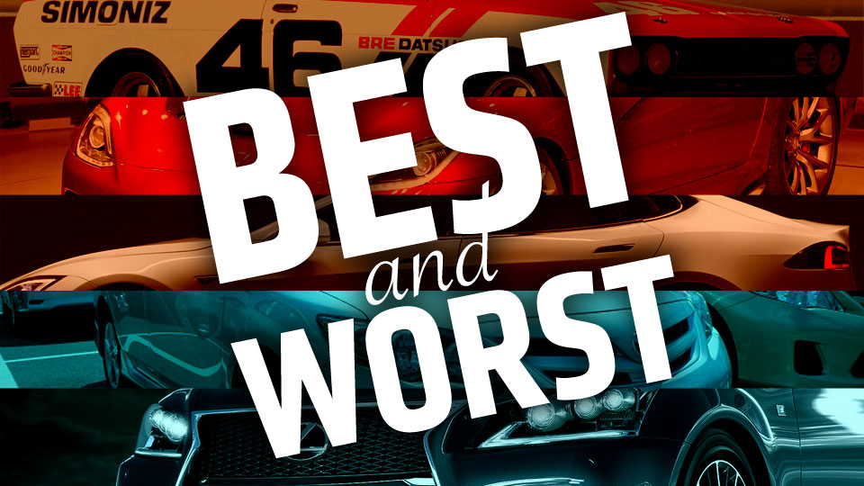 Click here to read The Best And Worst Cars I've Driven This Year