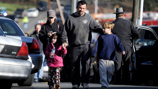 At Least 20 Small Children Among the 28 Dead in Connecticut Elementary School Massacre, Shooter Is Identified [Updating]