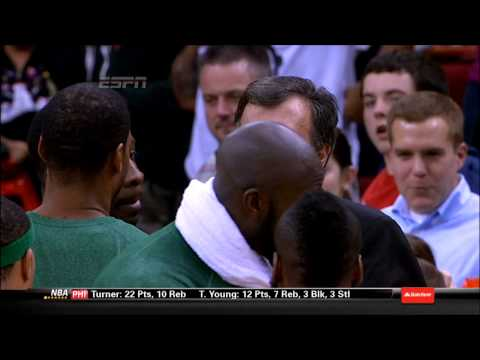 Kevin McHale And Kevin Garnett Shared A Tearful Hug After Last …