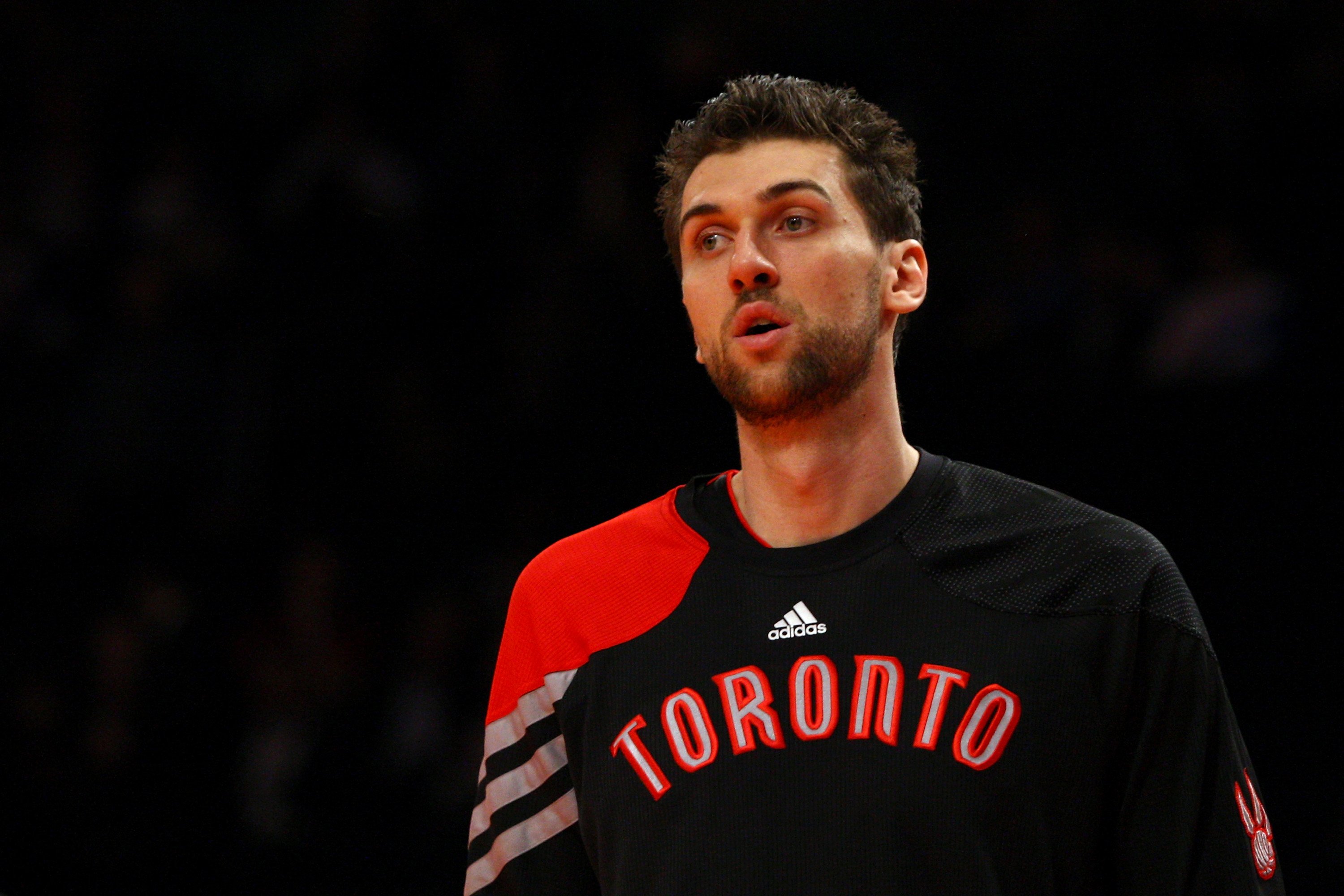 "Andrea Bargnani Calls The Raptors ""Pretty Much The Worst N…"