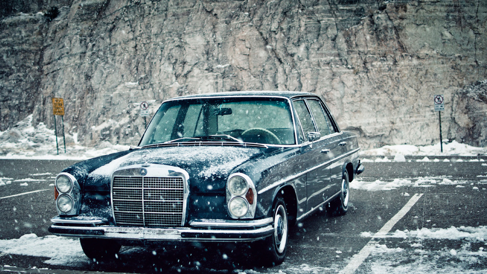 Would You Drive A Classic All Winter?