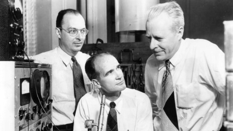 Click here to read 65 Years Ago The Transistor Jump-Started The World Of Modern Technology