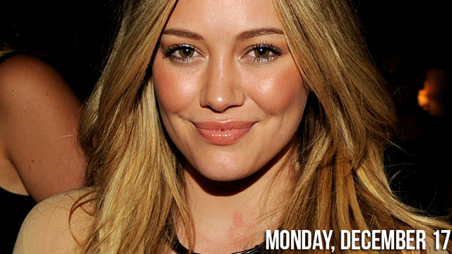New Mom Hilary Duff Is a Morning Sex Enthusiast