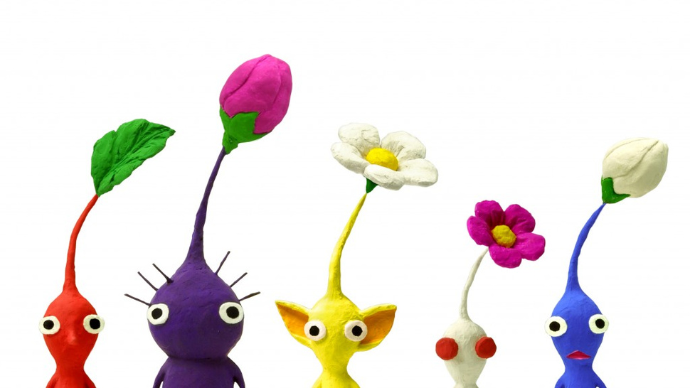 Those Cute <em>Pikmin</em> Were Going to Be Your Weapons