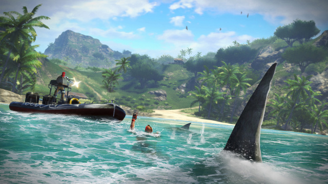 Sharks, Shipwrecks, and Tight Spaces: Far Cry 3 Triggers Our Worst Phobias