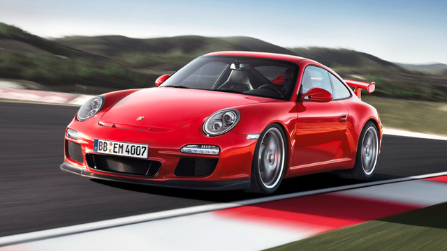 455 Porsche 911 GT3s Recalled For Potential Wheel Hub Failure