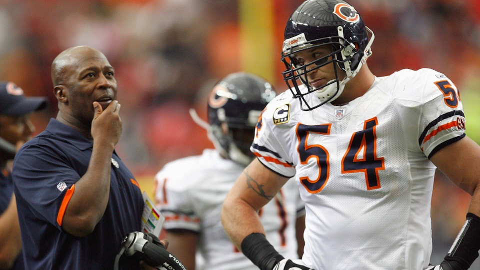 MORRISSEY: Isn't just Urlacher, franchise doesn't like you eith…