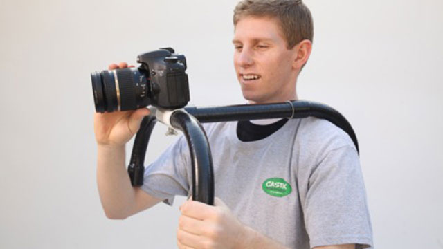 Click here to read Build an Inexpensive Shoulder Rig for Your DSLR out of PVC Pipe