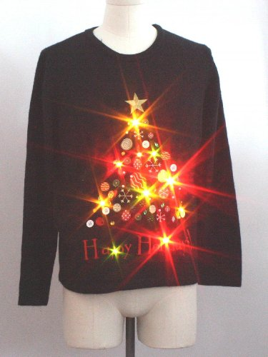 Hideously awesome teched out christmas sweaters gizmodo australia