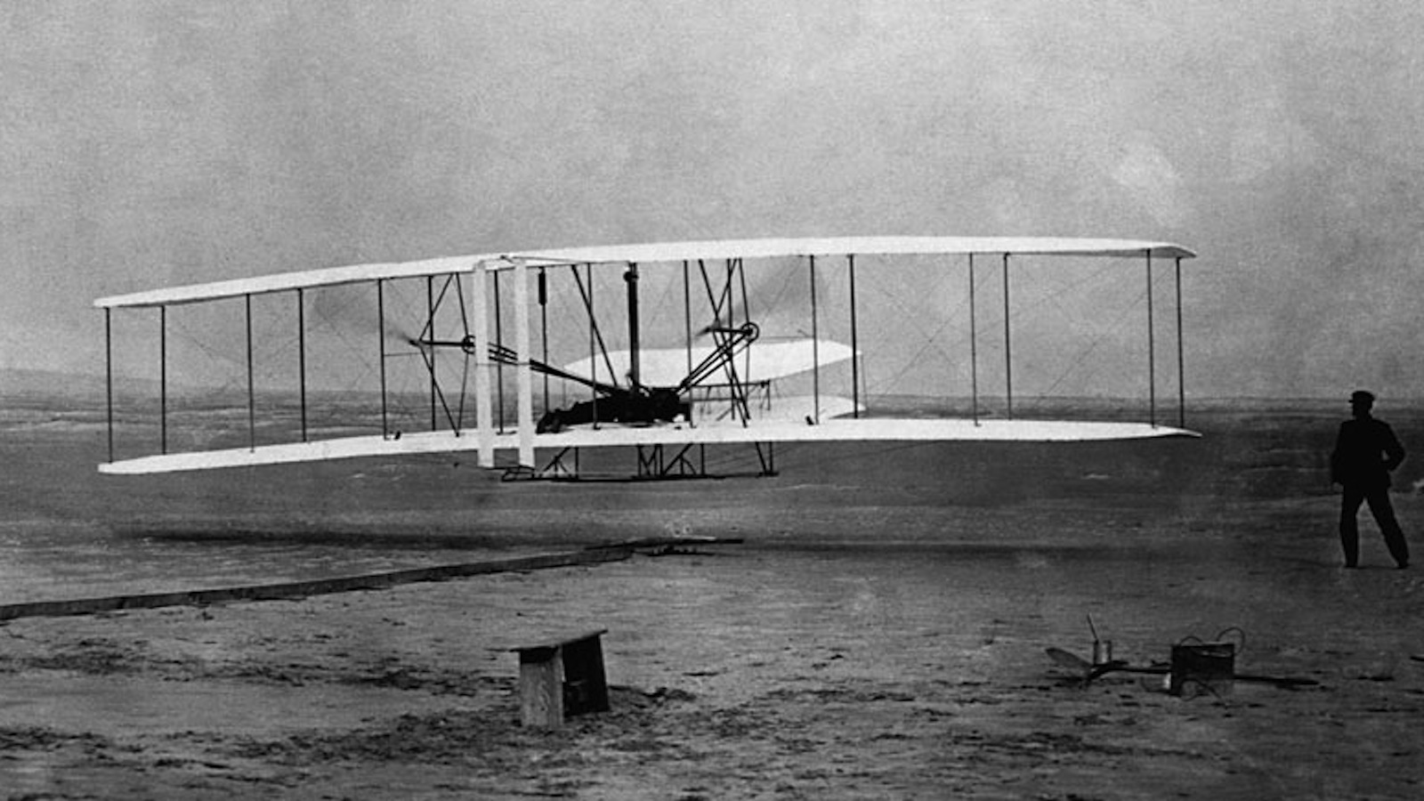 Click here to read The Wright Brothers First Took To The Skies 109 Years Ago Today