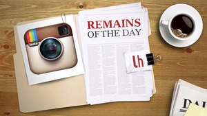 Remains of the Day: Instagram Can Now Use Your Photos in Ads