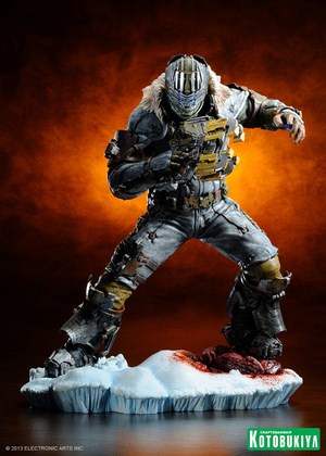 Dead Space 3's Isaac Clarke Stands 12.5 Inches Tall