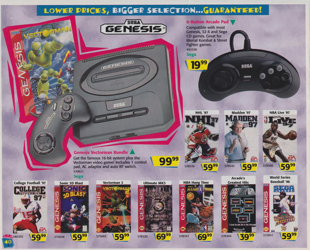 Toys R\' Us\' Christmas 1996 Catalogue Is A Historic Wonderland ...