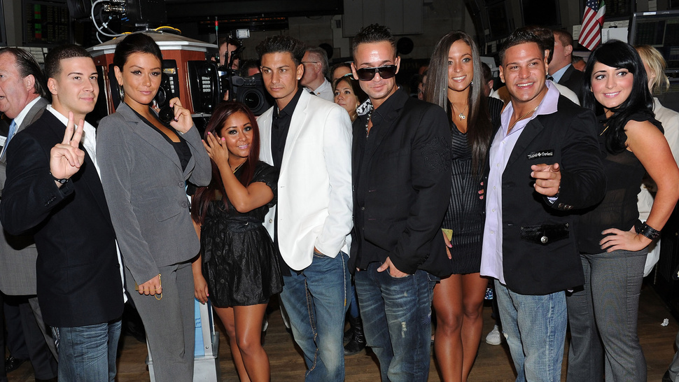 <em>Jersey Shore</em> Cast Members Daydream About Their Bright Futures (Mainly Annoying People Until They're Paid to Go Away)