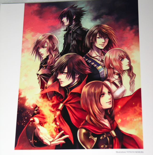This Looks Like New Final Fantasy Versus XIII Character Art [Update: No, It's Not]