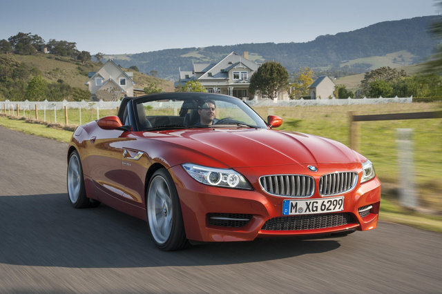 VW Sets A Record, Infiniti Picks A Letter, And BMW Gives The 2014 Z4 A Bimmerang