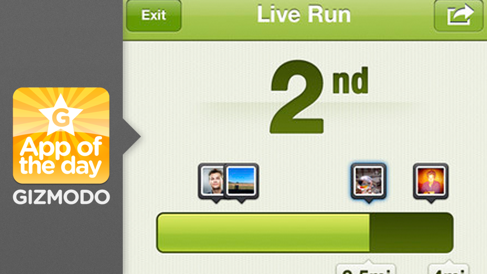Yog For iOS: Find New Running Buddies