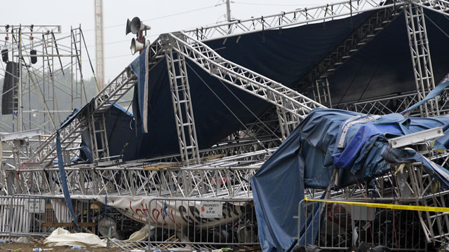 What Is A Gustnado? (Hint: It May Have Collapsed The Indiana State Fair Stage)