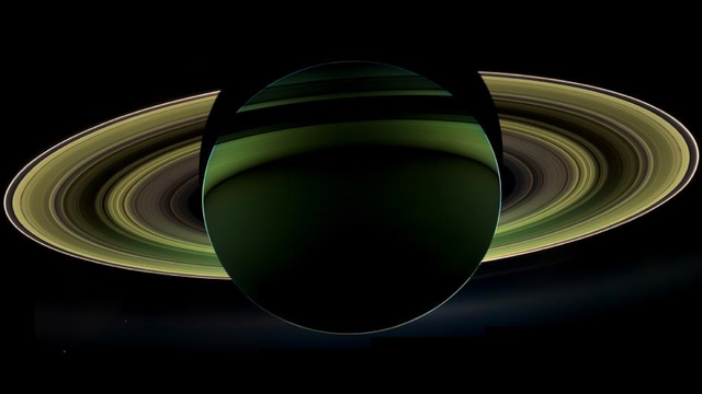 This rare view of Saturn is among the most awe-inspiring images of the planet we've ever seen