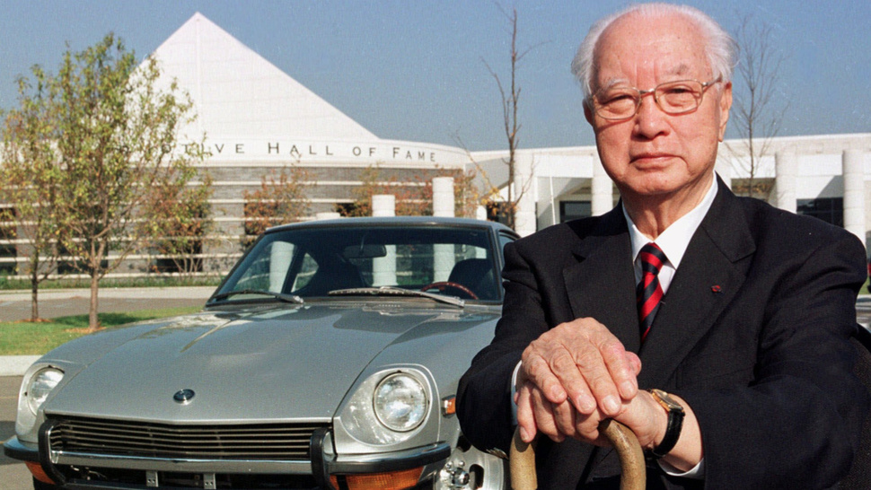 The 103-Year-Old Mr. K Upon Hearing A Datsun 510 Was Named A <i>Jalopnik</i> 'Best Drive'