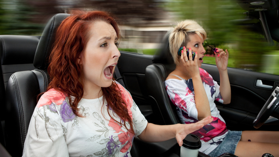 What's The Most Annoying Driver Habit Where You Live?