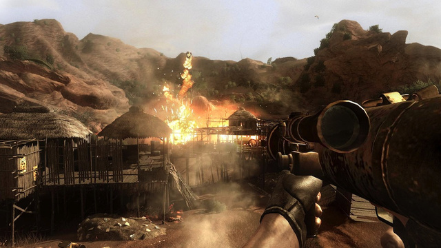 Dishonored Designer Harvey Smith Agrees: Far Cry 2 Is Awesome