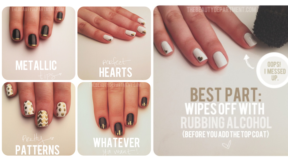 Top 5 Nail Art Designs Hession Hairdressing