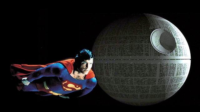 Who would win in a fight: Superman, or the Death Star?