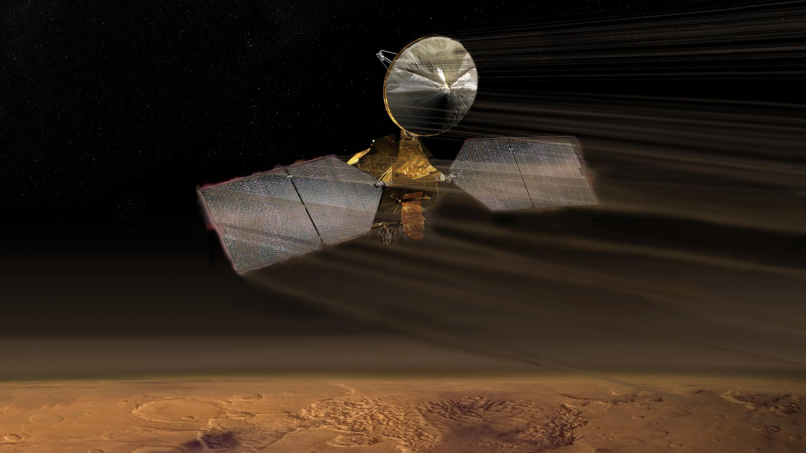 Monster Machines: NASA's Recon Orbiter Is The Most Important Thing We've Ever Thrown At Mars