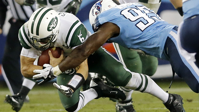 Report: Jets Will Look To Trade Mark Sanchez After This Season