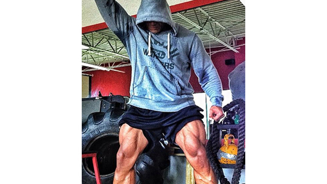 The Rock's Rock Hard (and Terrifyingly Defined) Thighs
