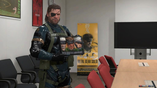 These Aren't New Metal Gear Screens, But Man, They're Sure Wonderfully Bizarre