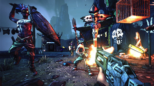 Borderlands 2 Will Raise Its Level Cap Early Next Year
