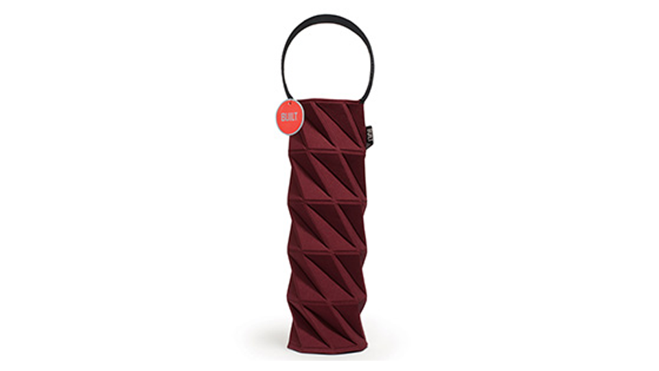 This Origami Wine Tote Is A Great Gift For Holiday Hosts