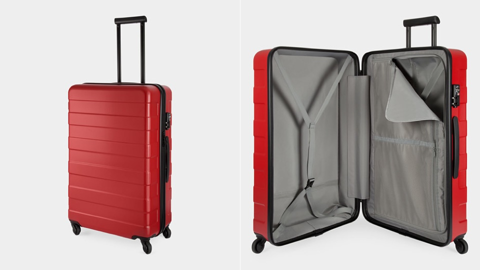 A MUJI Hard-Cover Suitcase Is Your Excuse For A Holiday