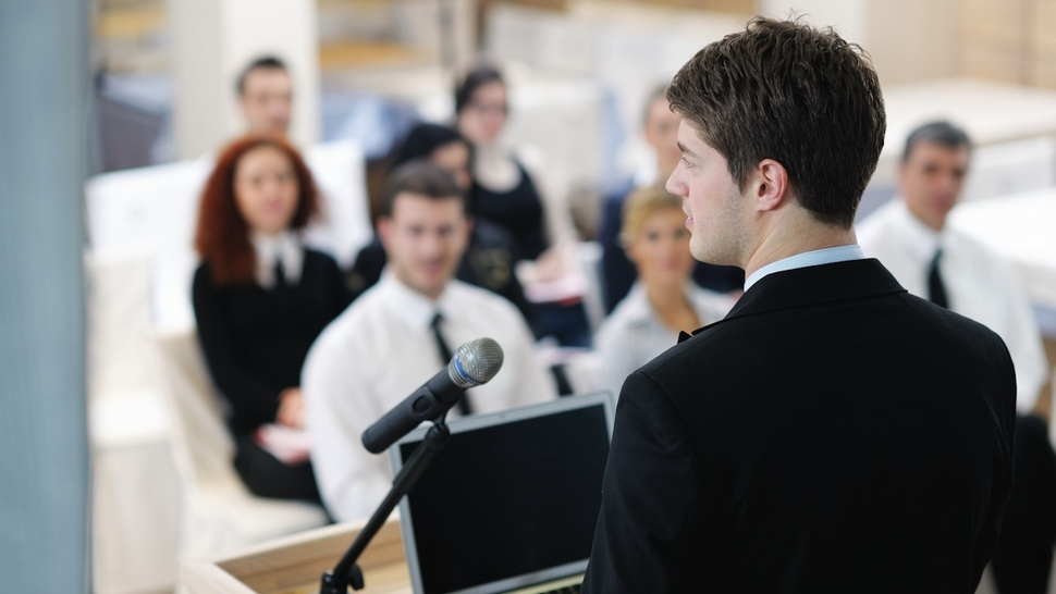Give a Better Presentation by Telling a Personal Story